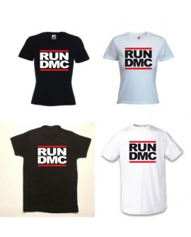 TEE SHIRT RUN DMC
