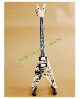 GUITARE MINIATURE MICHAEL SCHENKER Gibson Flying V MSG