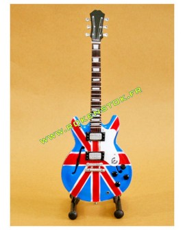 GUITARE MINIATURE NOEL GALLAGHER OASIS