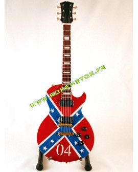 GUITARE MINIATURE ZAKK WYLDE USA