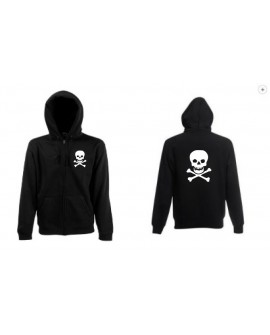 SWEAT SHIRT TETE DE MORT