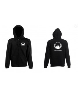 SWEAT SHIRT ANONYMOUS LEGION LOGO
