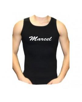 Débardeur homme Marcel Beau gosse inside