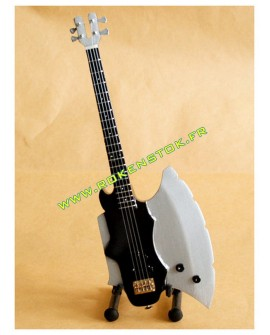 BASS MINIATURE GENE SIMMONS KISS