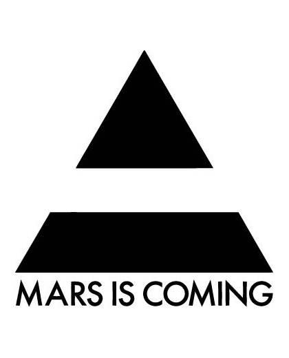Sticker 30 SECONDS TO MARS