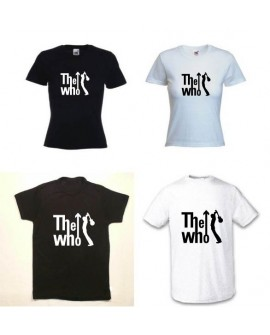TEE SHIRT THE WHO
