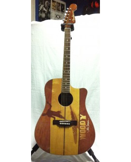 GUITARE MINIATURE JOHN SEVERSON WOODY SURF