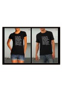 TEE SHIRT DESMOND TUTU INJUSTICE OPPRESSION