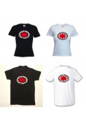 TEE SHIRT RED HOT CHILI PEPPERS